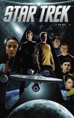 Обложка: Star Trek. Том 1