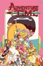 Обложка: Время приключений. Книга 6