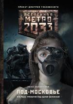 Обложка: Метро 2033. Под-Московье