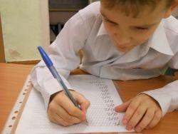 Эксперт: обучение детей навыкам письма невозможно без фонетики