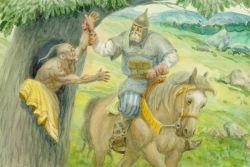На Украине запретили сказки о русских богатырях
